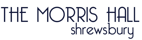 Morris Hall Shrewsbury full logo